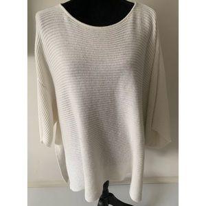 Decjuba Wool Blend Oversized Sweater Size Medium